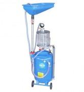 Récupérateur d'huile gravité - Pression d'aspiration 0-0.1 MPA   -   Capacité du réservoir 80L