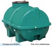Récupérateur eau de pluie 800 à 1200