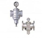 Réducteur de pression - Plages de réglage aval : 1 - 6 bar, 4 - 10 bar, 8 - 13 bar