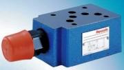 Réducteurs de pression en plaque sandwich pilotés Type ZDR10V - Type ZDR10V
