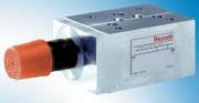 Réducteurs de pression en plaque sandwich pilotés Type ZDRK.V - Type ZDRK.V (série 210 bar)