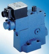 Réducteurs de pression pilotés - Types DRE(M) et DRE(M)E