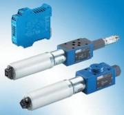 Réducteurs de pression proportionnels calibre 6 - Types DRS et ZDRS