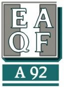 Référentiels EAQF Secteur Automobiles - Mise en place certifications (Secteur Automobiles)