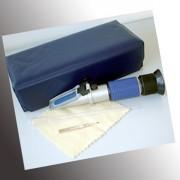 Réfractomètre manuel pour sel - Amplitude : 0 -28 % Sel