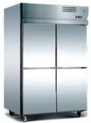 Réfrigérateur congélateur professionnel - Capacité par litres : de 400 à 1.000