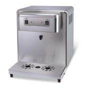 Refroidisseur d'eau à poser en inox - Débit (L/h) : 65 ou 80 - Débit continu : 40 ou 50 L