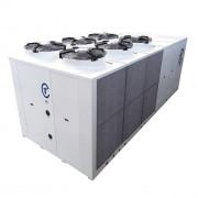REFROIDISSEUR D'EAU FROIDE ZCX de 6 à 570 kW - Groupes frigorifiques