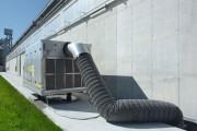 Refroidisseur pour céréales -  Équipement frigorifique pour conservation de céréales