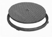 Regard de chaussée cadre rond D400 - Diamètres extérieurs disponibles (mm) : 420 - 550