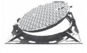 Regard double articulation à cadre alvéolé D 400 - Classe : D 400 - Forme carré