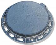 Regard en fonte rond verrouillable D 400 - Classe D 400 - Diamètre extérieur (mm) : 850