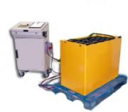 Régénérateur de batteries industrielles - Dimensions : (L x H x l) 70 cm x 120 cm x 60 cm