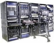 Régie vidéo numérique triax