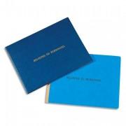 Registre du personnel 24x32 cm 80 pages + garde - Le Dauphin