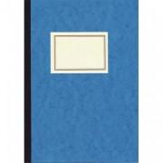 Registre livre de transmission 150 pages, format 21x29,7cm. Coloris bleu SP620 - Elve