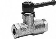 Régulateur de flux et de pression - Vanne d'arrêt 3/2