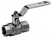 Régulateur de flux et de pression raccord fileté - Vanne d'arrêt 2/2 SC01