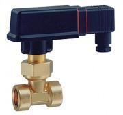 Régulateur détecteur de flux pneumatique - Plages de température : entre -25 et 110 ° C