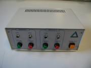 Régulateur électronique de niveau pour liquide - Permet le contrôle de deux réservoirs indépendants