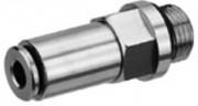 Régulateur flux à distributeur à clapet - Série QR2-ANR