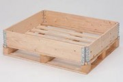 Rehausse bois 1200 x 800 mm - Dimensions: 1200 x 800 x 200 mm