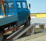 Rehausse d'intervention pour camion - Capacité : de 2790 à 7800 Kg/paire