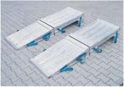 Rehausse de chargement pour camion - Rehausses et pentes de chargement en aluminium