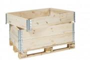 Rehausse pliante bois - Hauteur : 200 mm