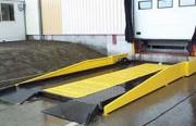 Rehausseur de quai pour camion - Charge utile : 22 tonnes
