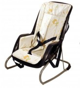 Relax pour bébé - Usage professionnel  -  Équipé d'un coussin PVC