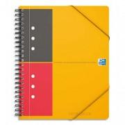 reliure intégrale 160 pages 14,8x21cm (détaché) ligné 6 - oxford