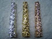 Remise en état d'objets de décoration en métaux - Remise en état d'ojets de 3 métaux différents