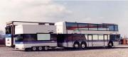 Remorque autocar - Jusqu'à 35 T - A 2 ou 3 essieux