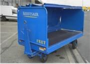Remorque bagage 2 Tonnes - Remorque bagage, charge maxi: 2T