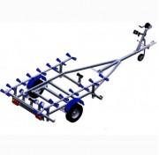 Remorque bateau pneumatique - Charge Utile : 329 kg