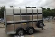 Remorque bétaillère à 4 roues - Remorque bétaillère PTAC 3500 kg