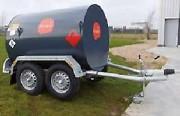 Remorque citerne fuelstore - Contenance : 0 à 1000 litres, 1000 à 10 000 litres