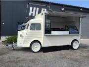 Remorque food truck HY double essieu   - Remorque type HY PTAC 1500 kg