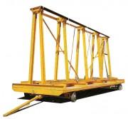 Remorque industrielle pour charge lourde - De 1 à 50 tonnes