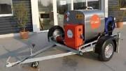 Remorque mobile essence - Capacité du réservoir : 320 Litres