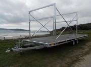 Remorque nautisme sur-mesure - Transport de bateau