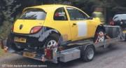 Remorque porte voiture basculante - PTAC : 2100 kg - CU : 1490 Kg