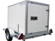 Remorque réfrigérée traiteur - Capcité : 2000 ou 2120 L
