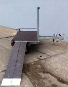 Remorque transversale - PTAC 500 ou 750 kg