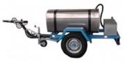 Remorques citernes fioul 450 litres - Remorques citernes