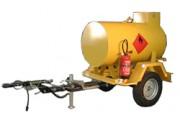 Remorques citernes fuel 650 litres - Remorques citernes fioul