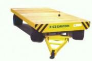 Remorques industrielles 12 tonnes - Charge utile chariot : 12T