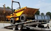 Remorques plateaux basculants - PTAC maximum : 3 500kgs