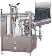 Remplisseuse automatique de tube métallique - Vitesse jusqu'à 2500 pcs/h